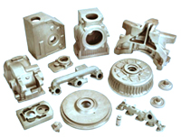 CI and SG Iron Castings